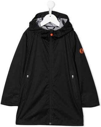 Save The Duck Kids Hooded Rain Coat