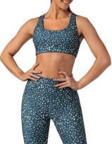 Lorna Jane Wild Leopard-Print Sports Bra