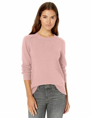 Daily Ritual Amazon Brand Women's Wool Blend Crewneck Sweater