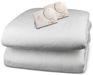 Biddeford Quilted Electric Queen Mattress Pad