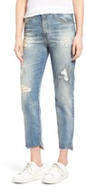 AG Jeans Women's 'The Phoebe' High Rise Slim Straight Leg Jeans