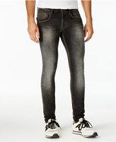 Armani Jeans Men's Slim-Fit Black Stretch Jeans