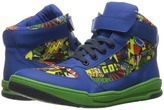 Stella McCartney Darby Hi-Top Graphic Lace-Up Sneakers Boys Shoes