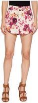 Kensie Japanese Garden Shorts KS7K1344 Women's Shorts