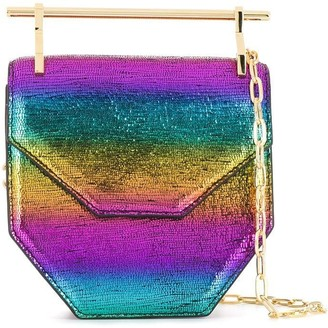 M2Malletier holographic Amor Fati bag