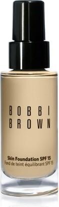 Bobbi Brown Skin Foundation Spf 15 In Natural