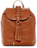 Foley + Corinna La Trenza Genuine Leather Backpack