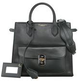 Balenciaga Padlock All Time Tote Bag, Vert Fonce