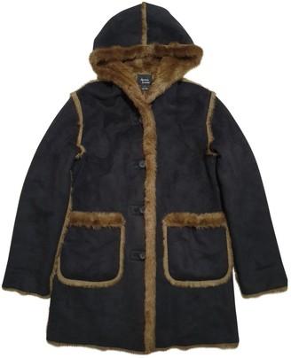 Dennis Basso Black Coat for Women