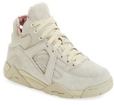 Fila Boy's The Cage High Top Sneaker