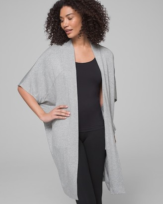 Soma Intimates French Terry Cocoon Wrap