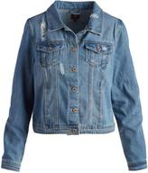 Boom Boom Jeans Light Stone 'Reach for the Stars' Denim Jacket