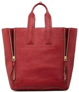 3.1 Phillip Lim Pashli Large Zip Tote Bag, Red