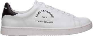 Karl Lagerfeld Paris Rue St-Guillaume Low Top Sneakers