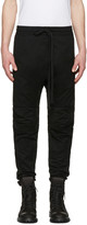 Ueg Black Biker Trousers