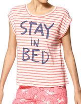 Hue Plus Stay In Bed Muscle Sleep Tee