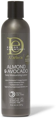 Design Essentials Almond & Avocado Almond & Avocado Daily Moisturizing Lotion