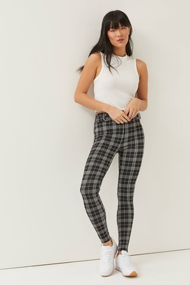 Ardene Plaid Leggings