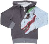 Madson Discount Joker-Rex Print Cotton Blend Sweatshirt