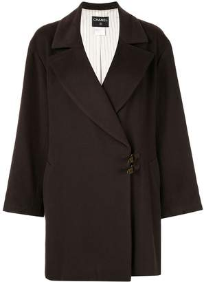 Chanel Pre-Owned cashmere coat