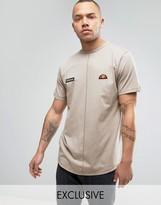 Ellesse Longline Acid Wash T-shirt