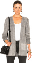 ATM Anthony Thomas Melillo Waffle Stitch Cardigan