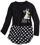 Disney Minnie Mouse Signature Long Sleeve Top for Juniors