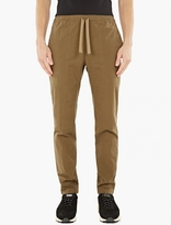 A.p.c. Khaki Parachute Pants