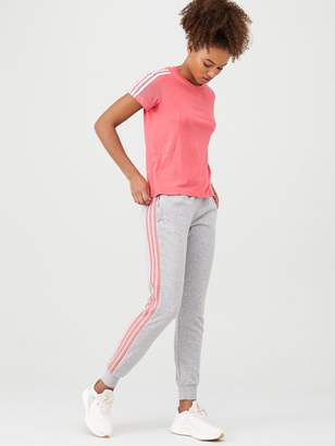 adidas W E 3S Pant - Grey