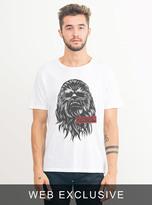 Junk Food Clothing Star Wars Chewie Rebel Tee-elecw-xxl