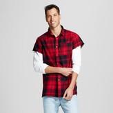 Jackson Men's Flannel Plaid Button Up Shirt