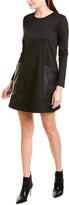 BCBGMAXAZRIA Pocket Shift Dress