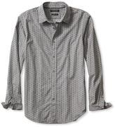 Banana Republic Camden-Fit Custom Wash Mini Paisley Shirt