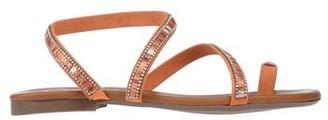 OROSCURO Toe strap sandal