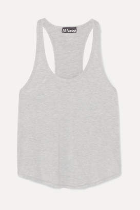 All Access - Concert Stretch-modal Jersey Tank - Gray
