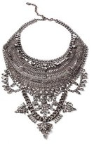 DYLANLEX Ryker Crystal Statement Necklace