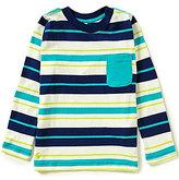 Joules Little Boys 3-6 Oscar Multi-Striped Top