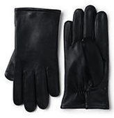 Classic Men's Leather EZ Touch Gloves-Regiment Navy Marl