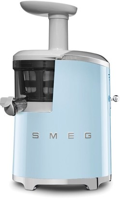 Smeg Slow Juicer Pastel Blue