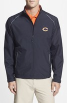 Cutter & Buck 'Chicago Bears - Beacon' WeatherTec Wind & Water Resistant Jacket (Big & Tall)