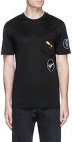 Lanvin Arrow appliqué T-shirt