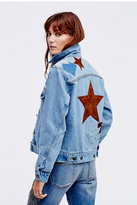 Understated Leather Womens LONE STAR DENIM JACKET