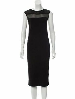 Gucci Sleeveless Midi Dress w/ Tags