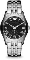 Emporio Armani Medium Stainless Steel Bracelet Watch, Silver