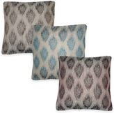 Ogee Square Throw Pillow