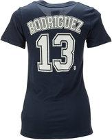 5th & Ocean Women's Alex Rodriguez New York Yankees Foil Player T-Shirt