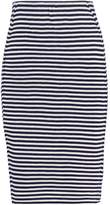 Gaastra ABELE Pencil skirt dark indigo