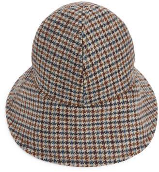Arket Tweed Bucket Hat