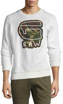 G Star Cheldan Crewneck Sweater