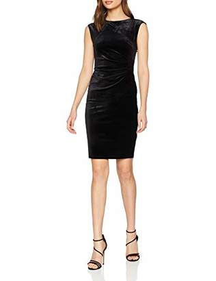 Dorothy Perkins Women's Velour Bodycon Party Dress,(Size:)